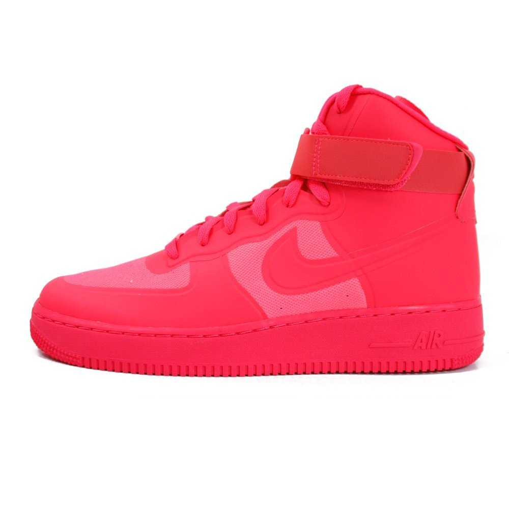 "Nike Air Force 1 High Hyperfuse Premium ""Solar Red"" (10 US / 9 UK)"