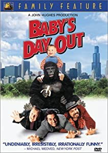 "Cover of ""Baby's Day Out"""