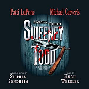 "Cover of ""Sweeney Todd (2005 Broadway Rev..."