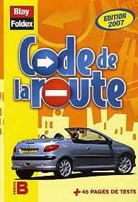 Code De La Route Permis B Enpc Babelio