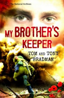 My Brother's Keeper (National Archives) by Tom Bradman| wearewordnerds.com