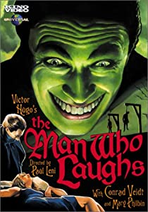 """Cover of """"Paul Leni's The Man Who Laughs&..."""