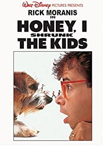"Cover of ""Honey, I Shrunk the Kids"""