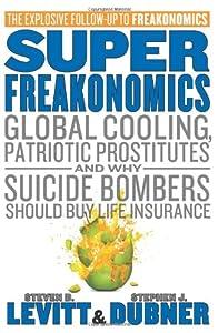 "Cover of ""SuperFreakonomics: Global Cooli..."