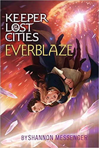 Keeper of the Lost Cities book three, Everblaze