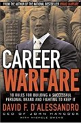 "Cover of ""Career Warfare: 10 Rules for Bu..."