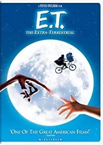 """Cover of """"E.T. - The Extra-Terrestrial (W..."""
