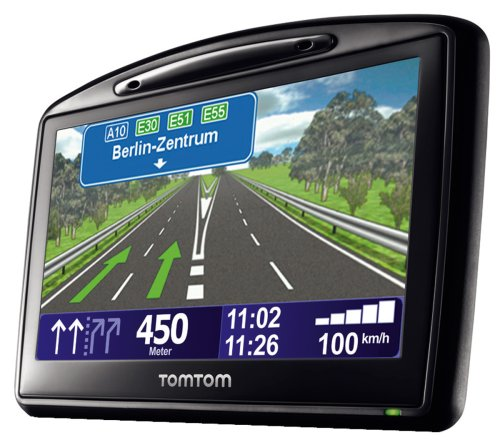 tomtom go 930 traffic navigationssystem europa usa. Black Bedroom Furniture Sets. Home Design Ideas