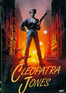 "Cover of ""Cleopatra Jones"""
