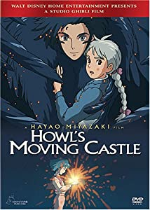 "Cover of ""Howl's Moving Castle"""