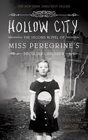 Hollow City: The Second Novel of Miss Peregrine's Peculiar Children by Ransom Riggs | Featured Book of the Day | wearewordnerds.com