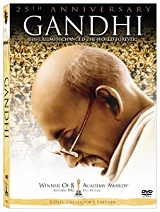 "Cover of ""Gandhi (Widescreen Two-Disc Col..."