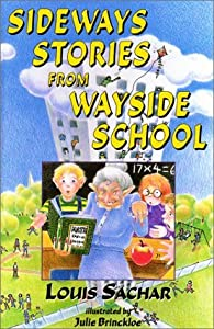 "Cover of ""Sideways Stories from Wayside S..."