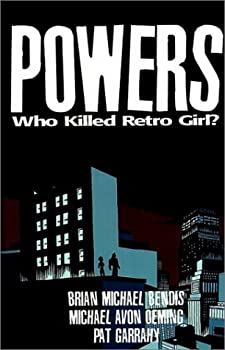 "Cover of ""Powers Vol. 1: Who Killed Retro..."