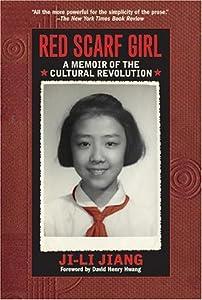 "Cover of ""Red Scarf Girl (rpkg): A Memoir..."