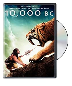"Cover of ""10,000 B.C."""