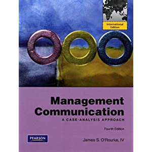 Management Communication: A Case-Analysis Approach