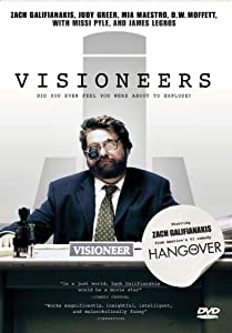 """Cover of """"Visioneers"""""""