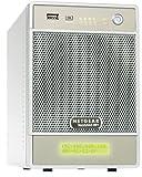NETGEAR ReadyNAS NV+ 4スロット デスクトップ型NAS ベアボーン RND4000-100AJS (5年保証)