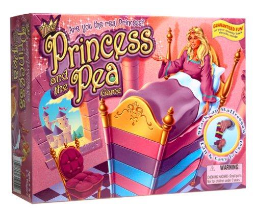 Princess and the Pea Board Game