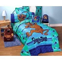 Amazon.com - WB Scooby Doo What's Up Full Size comforter ...