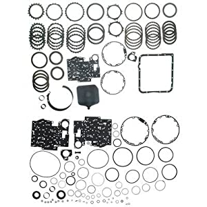 Amazon.com: 700R4 AUTOMATIC TRANSMISSION SUPER REBUILD KIT