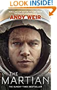 Andy Weir (Author) 87 days in the top 100 (2728)  Download: £2.94