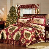 toddler bedding sets: Impressive Christmas Bedding