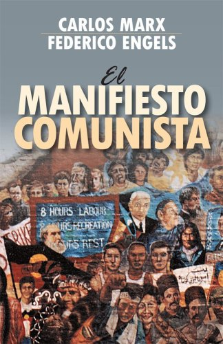 """Cover of """"El manifiesto comunista"""""""