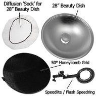 """28"""" Beauty Dish Kit"""