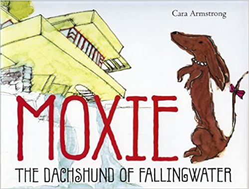 Cover for Moxie by Armstrong