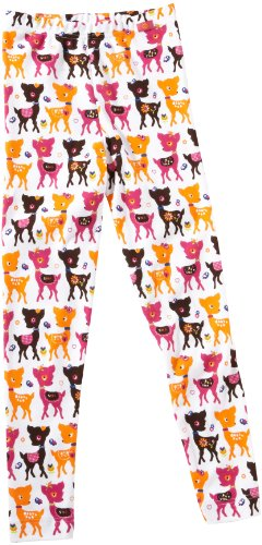 Sanetta Mädchen Lange Unterhose, Tierdruck 331772
