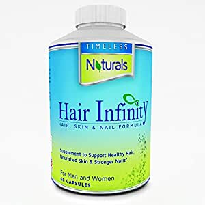 best hair growth vitamins for women men kids by hair infinity natural biotin