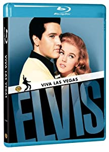 "Cover of ""Viva Las Vegas [Blu-ray]"""