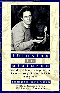 """Cover of """"Thinking in Pictures: And Other..."""