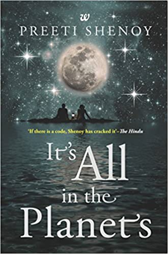 All Preeti Shenoy Books List : It's All in The Planets
