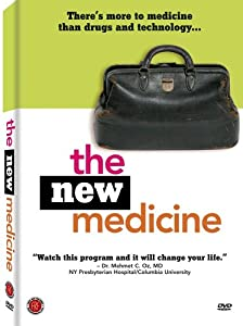 "Cover of ""The New Medicine"""