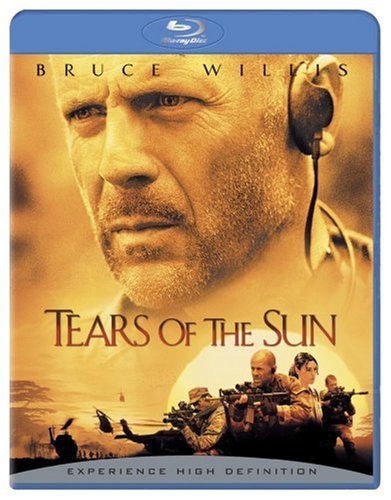 "Cover of ""Tears of the Sun [Blu-ray]"""