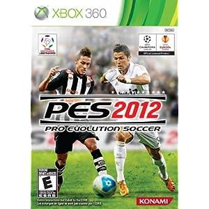 Pro-Evolution Soccer 2012