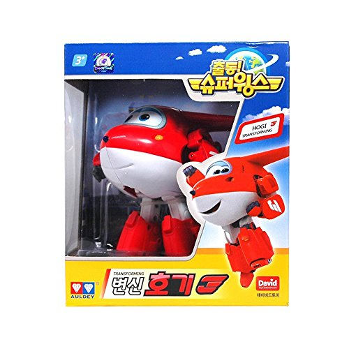 Super Wings Transformer Toy – Hogi