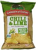 Garden of Eatin' Tortilla Chips, Chili & Lime, 8.1 Oz