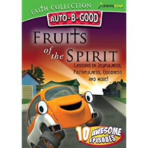 Auto-B-Good Faith Collection: Fruits of the Spirit