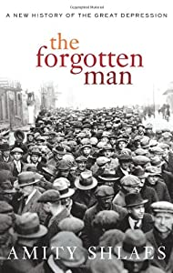 """Cover of """"The Forgotten Man: A New Histor..."""