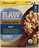 Better Oats Raw Pure and Simple Bare, 5.42 Pound (Pack of 6)