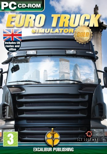Euro Truck Simulator Gold (輸入版)