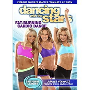 DANCING WITH THE STARS: FAT-BURNING CARDIO DANCE 1