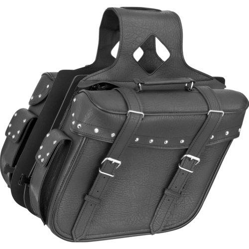 Cortech Super 2.0 18 Liter MotorcycleSportbike Sloped Tank Bag Strap Mount
