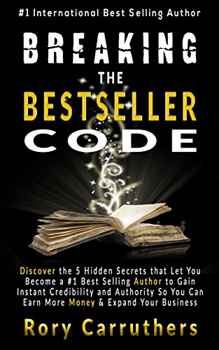 how to become a 1 best selling author