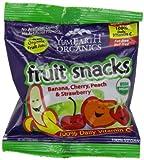 YumEarth Organic Fruit Snacks. 0.7 Ounce, 50 Count