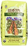 Eco Tea Yerba Mate Loose Tea 1 LB, 1 Bag